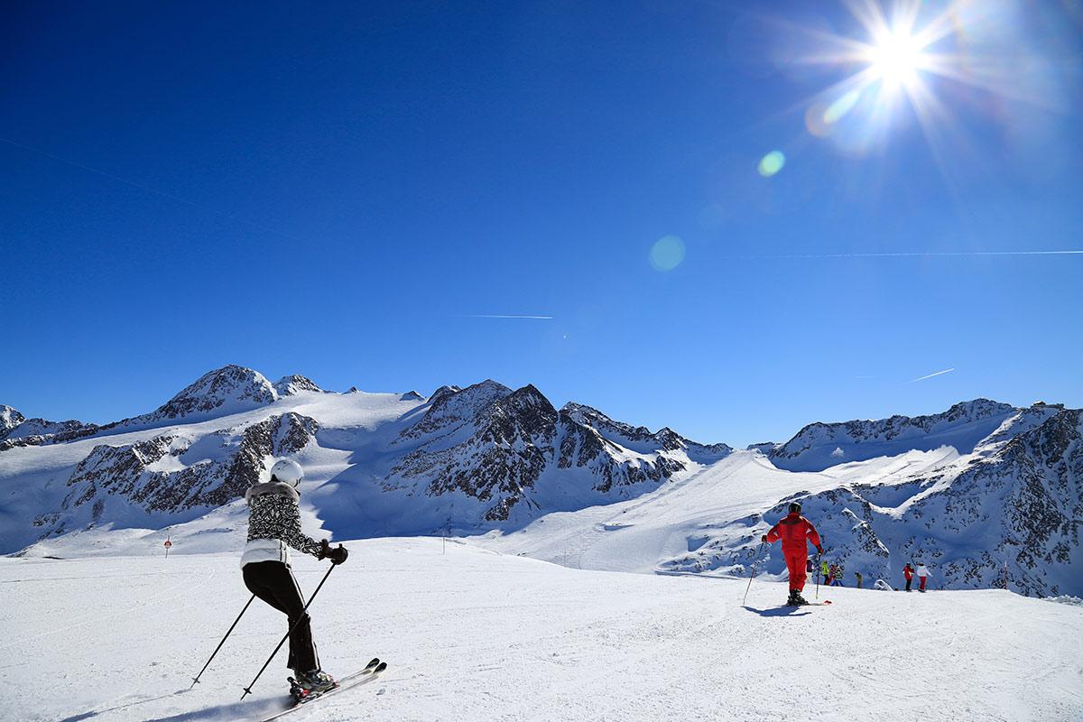 Attivo in inverno - Residence Etschgrund Naturno in Alto Adige