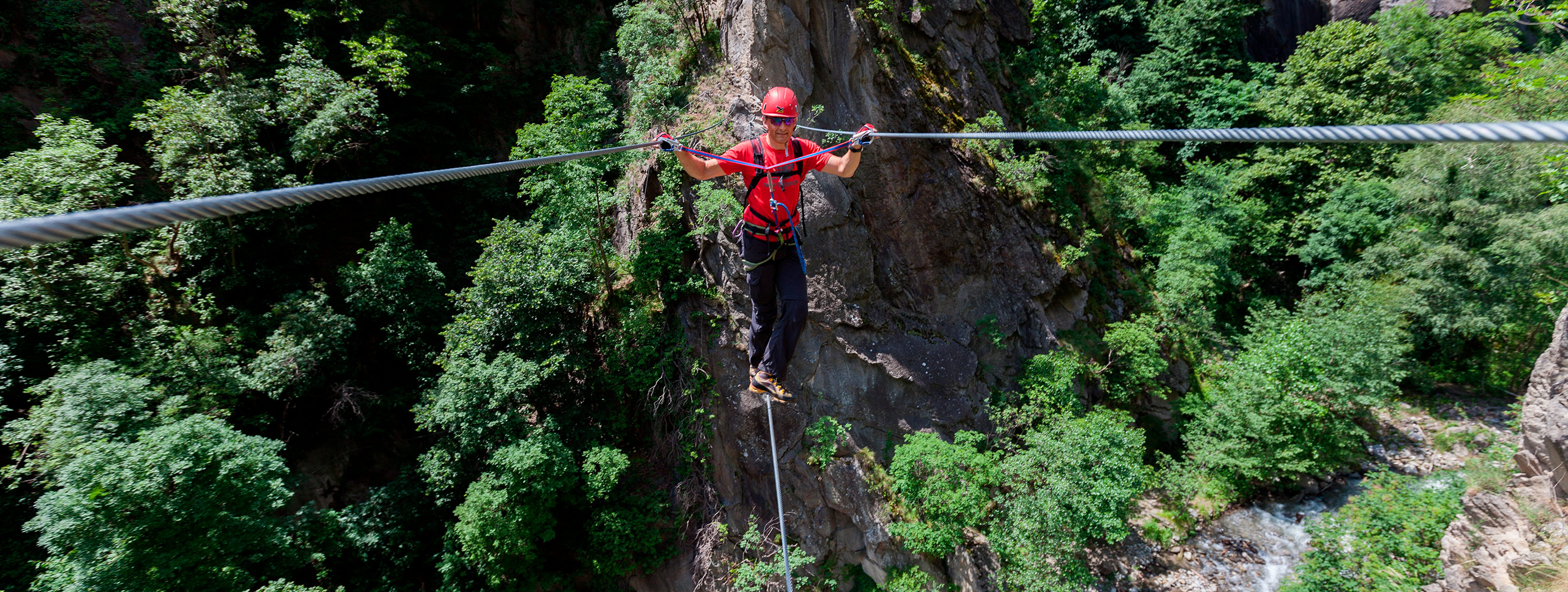 Attivo in estate - Residence Etschgrund Naturno in Alto Adige